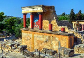 Kreta-kultura mykeńska: mit, który stał się rzeczywistością