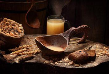 Przepisy kvass chleba żytniego. Homemade kvass