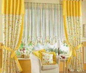 Como a costurar cortinas de diferentes estilos: dicas e truques