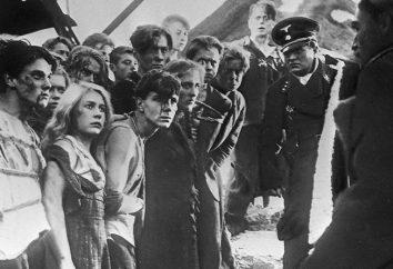 Les acteurs du film « Jeune Garde »: ils ont fait preuve d'un grand exploit jeune Krasnodontsev
