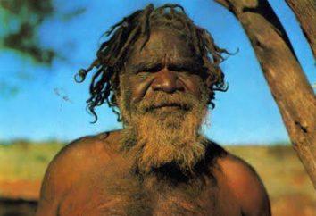 Aborigènes d'Australie. Avstraliyskie Aborigeny – photo