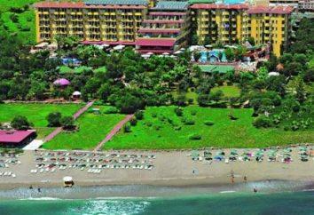 Turcja: Mahbury Beach jest hotelem w środku kwitnącego ogrodu!