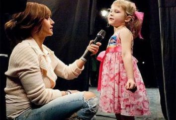 Kleine Diana Kazakevich – big Hinweis Erwachsenenwelt