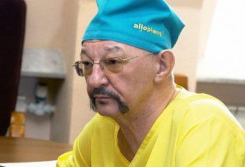 Muldashev Ernst Rifgatovich: biographie, activités, réalisations