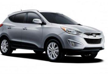 La conception et les spécifications « Hyundai Tussal »