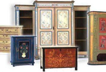 Comment restaurer les vieux meubles dans la maison: conseils
