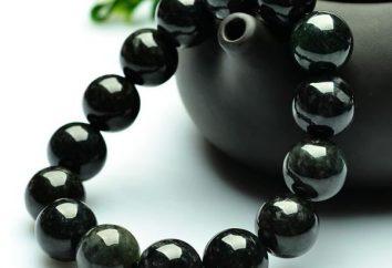 Czarny pasek Jade (Byanshi). Właściwości, zdjęcia, opinie