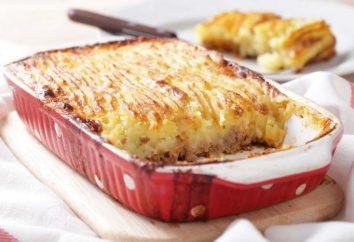 La nonna di patate al forno: ricetta. Come cucinare nonna di patate?