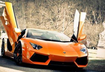 Lamborghini Aventador: ekskluzywny i niepowtarzalny