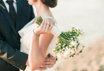 Menant au mariage à Moscou: commentaires jeunes mariés. Mariage DJ et grille-pain