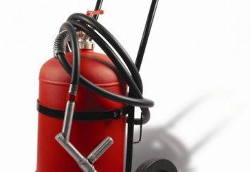 Primarie Mezzi di estinzione dell'incendio: requisiti generali