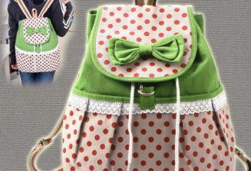 plecak szkolny dla dziewczynek. Popularne modele i rozwiązania konstrukcyjne.