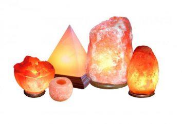 Il segreto della popolarità delle lampade da sale dell'Himalaya?