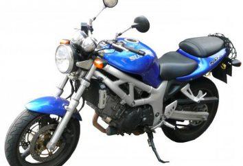 """""""Suzuki SV 400"""": charakterystyka, porównanie z konkurencją i opinie"""