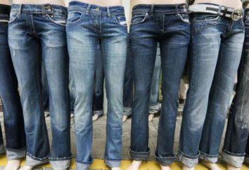 Farbe Jeans: wie das ursprüngliche Erscheinungsbild wiederherzustellen