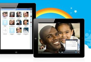 Der beste Weg, um von iPad zu nennen ist Skype zu verwenden