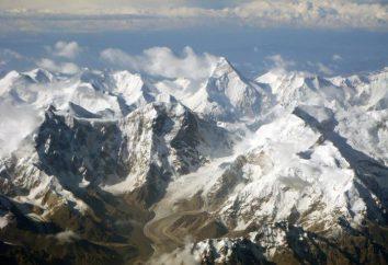 Monti Tianshan: Caratteristiche, storia, altezza e foto