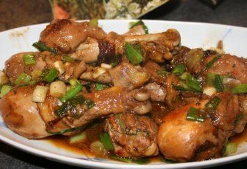 ragoût de poulet – recette pour l'Afrique