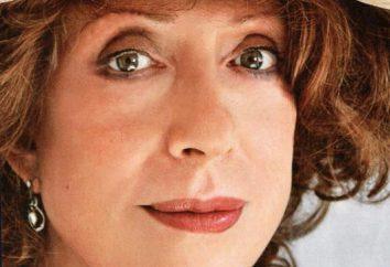 Actrice Inna Churikov: biographie, la famille et le chemin du succès