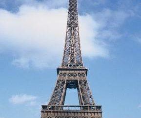 La Tour Eiffel à Paris et son image dans l'esprit des gens