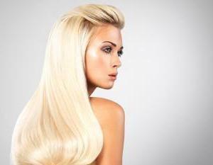 O que a pintura pode clarear o cabelo sem amarelecimento? Melhor tintura de cabelo clareamento sem amarelamento (comentários)