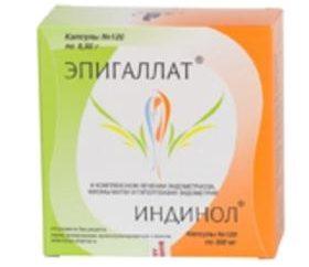 """Medicament """"Epigallat"""": Gebrauchsanweisungen, und der Preis"""