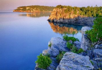 História do Lago Baikal e sua origem