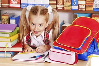 Ce qui devrait être un ensemble de élèves de première année