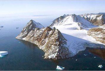 Pequeños y grandes isla del Atlántico. Su descripción y caracterización de