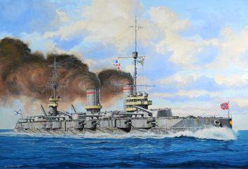 Battleship Gangut: opis, historia, dowódców i ciekawostki