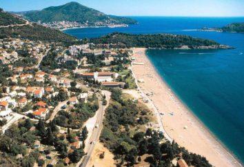 plage de Becici, Monténégro: description, caractéristiques et commentaires