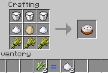 Details darüber, wie Kraft-Kuchen