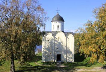 Chiesa di San Giorgio in Ladoga. Chiesa di San Giorgio (vecchia Ladoga)