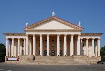 Teatr Winter (Soczi) – nowoczesny ośrodek trasy teatralnej