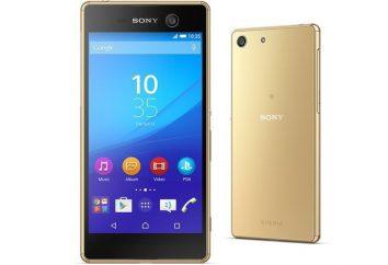 Sony Xperia M5: Przegląd i funkcje