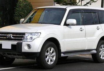 Mitsubishi Pajero: critiques et caractéristiques