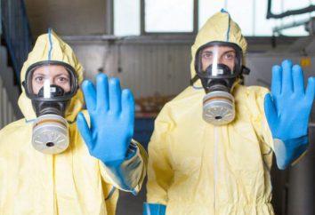 infecciones de cuarentena peligrosos: la lista. medidas de cuarentena