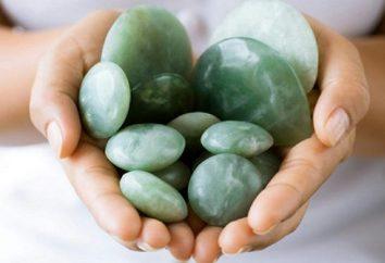 Proprietà medicinali e magiche di pietra di giada