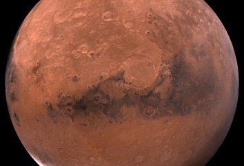 Czy było życie na Marsie? Pytanie jest wciąż otwarte