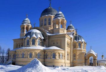 klasztor Verkhoturie. Verkhotursky Nicholas Monastery