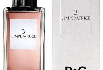 """Spirits """"imperatriz"""": comentários, descrições de sabor, preço. Spirits """"Imperatriz"""" ( """"Dolce Gabbana""""): comentários homens"""