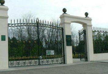Städtische Arboretum, Krasnodar