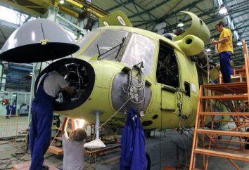 "Kazan Helicopter Plant – da biplani a ""Ansat"" e Mi-38"