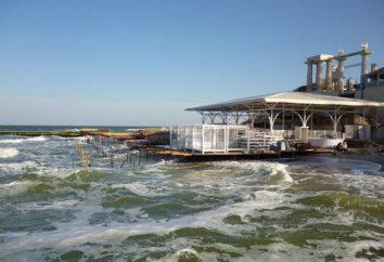 """""""Arcadia"""" (Odessa): playa, precios, foto y ubicación en el mapa"""