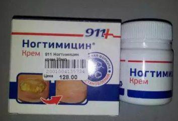 """A droga """"Nogtimitsin 911"""": instrução, comentários"""