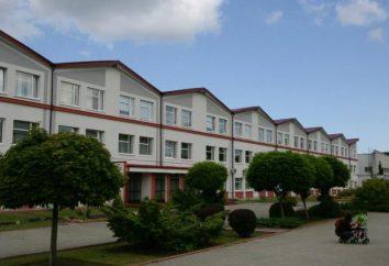 """Sanatorium (Svetlogorsk) """"Amber Coast"""": la descrizione, foto, opinioni di turisti"""