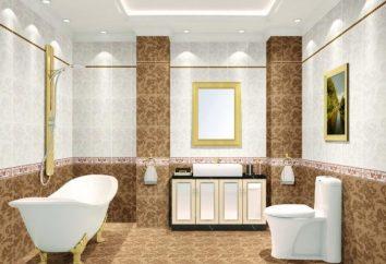 Dowiadujemy się, co sufit jest lepiej zrobić w łazience