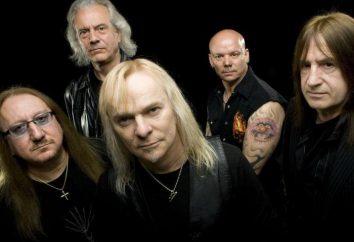 Uriah Heep: zespół rockowy dyskografia