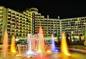 Marvel Hotel 4 * (Bulgaria, Sunny Beach): Revisión, números, descripciones y comentarios