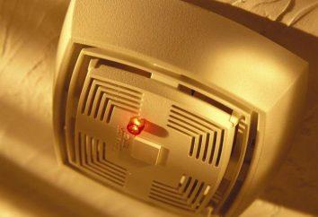 capteurs de monoxyde de carbone pour les maisons